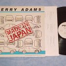 TERRY ADAMS--MADE IN JAPAN--NM 1983 LP--Autograph