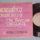 "PHILADELPHIA ORCH-NAUGHTY MARIETTA/FORTUNE TELLER-10""LP"