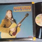 EDDIE ADCOCK AND HIS GUITAR--Self Titled NM/VG+ 1988 LP