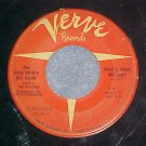 45--GENE KRUPA--THAT'S YOUR MISTAKE--1956--Verve 2016