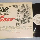 THE CHASE--NM/VG++ 1966 WL Promo Sdk LP--Marlon Brando