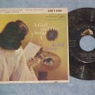EP w/PS-TEDDI KING-A GIRL AND HER SONGS-1957-RCA Victor