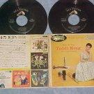 Dbl EP w/PS-TEDDI KING-BIDIN' MY TIME-1956-RCA EPB-1147