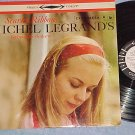 MICHEL LEGRAND-SCARLET RIBBONS-Stereo 1959 LP--WL Promo
