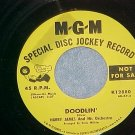45--HARRY JAMES AND HIS ORCHESTRA--DOODLIN'-1960--Promo