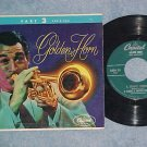 EP w/PS-RAY ANTHONY--GOLDEN HORN--Part 3--1955--Capitol