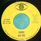 45--JACK KANE--SAGINAW--'60's--Look 5030--Promo--VG++