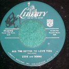 45-STEVE AND DONNA--ALL THE BETTER TO LOVE YOU--Liberty