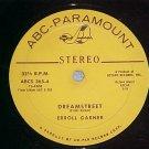 LLP/EP-ERROLL GARNER--DREAMSTREET-Stereo--1961--ABC-Par
