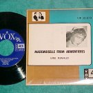 EPw/PS-LINE RENAUD--MADEMOISELLES FROM ARMENTIERES--Vox