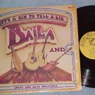BAILA--IT'S A SIN TO TELL A LIE--NM shrink Dulcimer LP