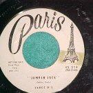 45--THREE D's--JUMPIN JACK--1959--Paris 514--WL Promo