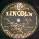 78--SOUTHERN SERENADERS/DALE'S DANCE ORCH.-Lincoln 2656
