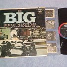 THE BIG SOUNDS OF SPORTS CARS--1963 Sound Effects LP