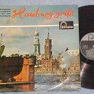 HAMBURG GRUSST--?'60's? Germany LP--Fontana 681.503
