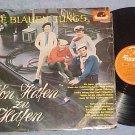 DIE BLAUEN JUNGS--VON HAFEN ZU HAFEN--1961 Germany LP