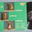 JOSE MUNOZ--CHA CHA CHA--VG++/VG+ LP--Treasure TLP-819