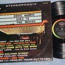 EDDIE HARRIS GOES TO THE MOVIES-VG+/VG++ Stereo 1962 LP