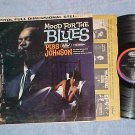 PLAS JOHNSON--MOOD FOR THE BLUES-Stereo 1961 LP-Capitol