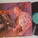 RED NORVO--VIBE-RATIONS--VG+ 1956 LP--Liberty LJH-6012