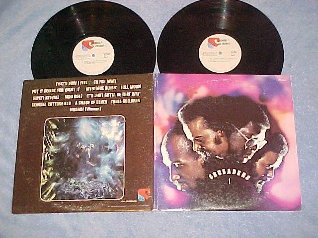 CRUSADERS-CRUSADERS 1-NM/VG++ Dbl LP-Blue Thumb 6001 (I