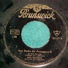 EP--JAZZ STUDIO DER ARRANGEURE II--Germany Import--1956
