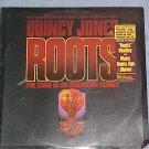 ROOTS--Sealed 1976 TV Soundtrack LP--Quincy Jones