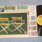 MARVIN GAYE AND KIM WESTON--TAKE 2--1966 LP--Tamla (two