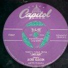45 w/Center Piece-JACKIE GLEASON--LIMELIGHT-Capitol--NM