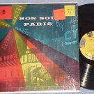 BON SOIR, PARIS--French Tunes--Period Showcase LP--NM