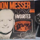 DON MESSER--TV FAVOURITES--NM Canada LP--Apex AL-1606