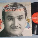 THE SLIGHTLY IRREVERANT COMEDY OF RON CAREY--NM 1967 LP