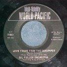 45-GIL FULLER/DIZZY GILLESPIE-SANDPIPER THEME-1965-VG++
