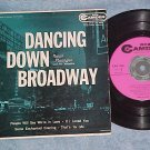 EP w/PS-RALPH FLANAGAN-DANCING DOWN BROADWAY-RCA Camden