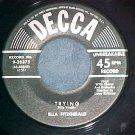 45-ELLA FITZGERALD-TRYING-1952-Decca 28375-NM-Copy#1of2