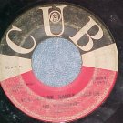 45-THE WANDERERS--I'LL NEVER SMILE AGAIN-1961--Cub 9094