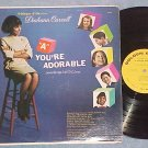 "DIAHANN CARROLL-""A"" YOU'RE ADORABLE--1965 Golden Record"