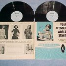 YOUR WONDERFUL WORLD OF SEWING-S. Machine Course-Dbl LP