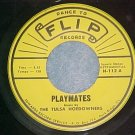 45-TULSA HOEDOWNERS/JOHNNIE ROTH-Square Dance--Flip 112