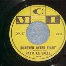 45-PATTI LA SALLE-QUARTER AFTER EIGHT-MCI 1029 (lasalle