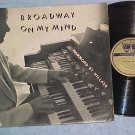 RAY HILLARD--BROADWAY ON MY MIND-'60's Hammond Organ LP