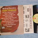 TONY TERRAN--THE SONG'S BEEN SUNG--NM/VG+ 1966 Promo LP