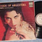 HECTOR VARELA-A TOUCH OF ARGENTINA-Promo LP ~Cheesecake