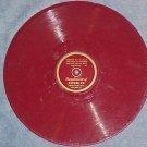 RedVinyl 78-NORGINE LABORATORIES-THE RECORDED DETAILMAN