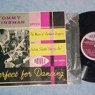 "TOMMY KINSMAN-MUSIC OF RICHARD RODGERS-10"" UK Oriole LP"