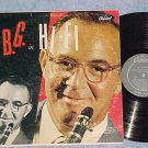 BENNY GOODMAN--B.G. IN HI FI--VG+ 1955 Capitol LP