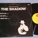 THE SHADOW-(3)original radio broadcasts-Olympic Records