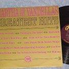 MARTHA AND THE VANDELLAS--GREATEST HITS--NM/VG+ 1966 LP