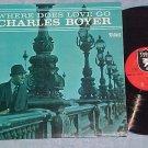 CHARLES BOYER-WHERE DOES LOVE GO-NM '65 LP-Valiant 5001