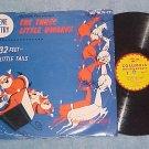 78 w/PS--GENE AUTRY--THREE LITTLE DWARFS--1951--NM/VG+